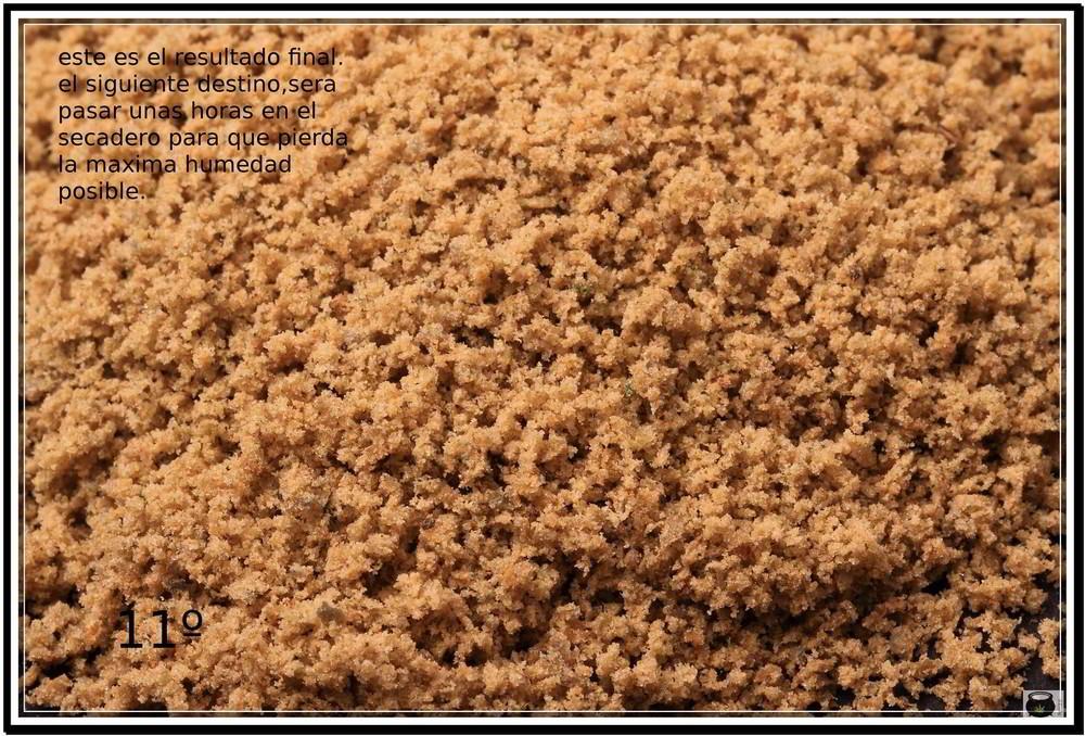 Paso 11 para extraer el hachis de la marihuana 11: Cómo extraer resina de la cosecha de tu cultivo de marihuana - Cómo hacer Ice o Lator