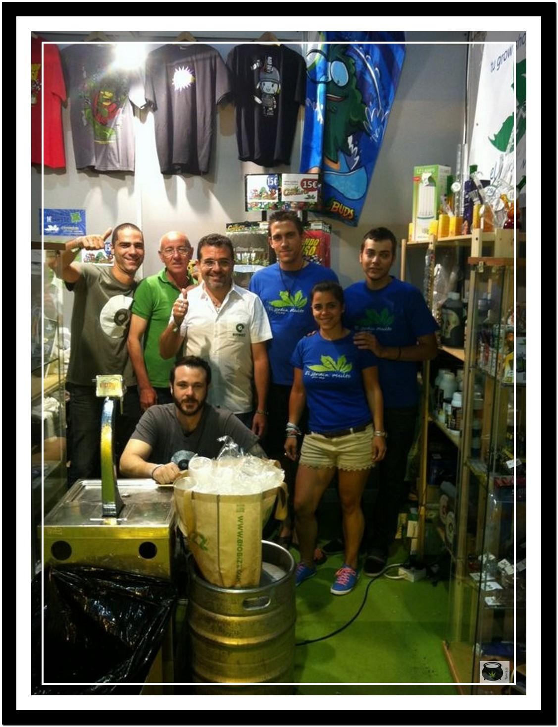 Spannabis Sur 2013 Malaga Toni13