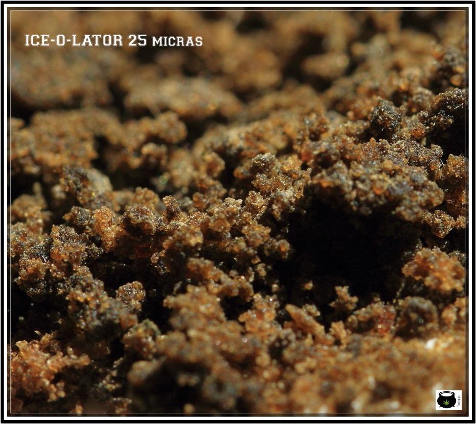 extracción de ice o lator 3