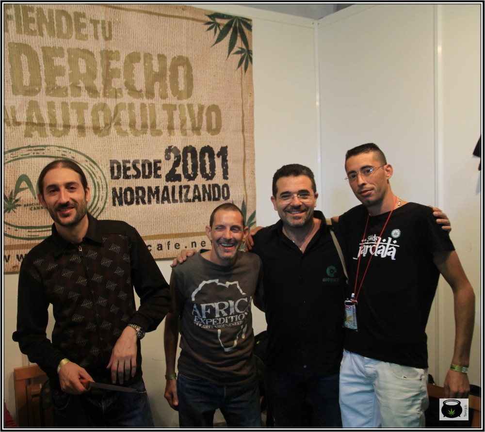 EXPOCANNABIS MADRID Toni13