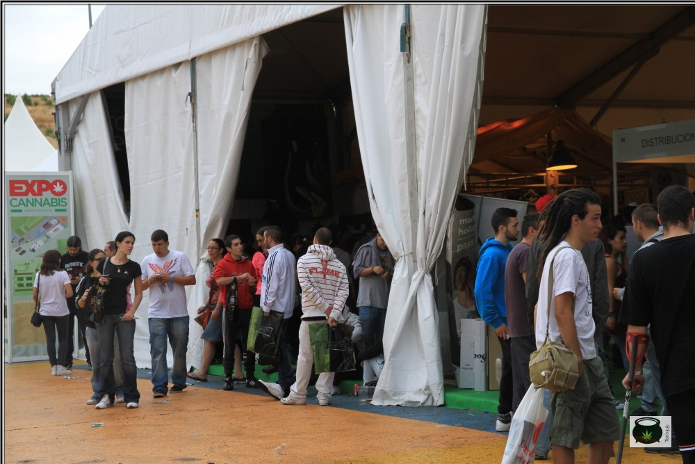 EXPOCANNABIS MADRID 2013 Reportaje fotográfico 3
