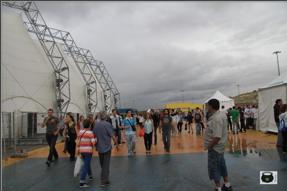 EXPOCANNABIS MADRID 2013 Reportaje fotográfico 2