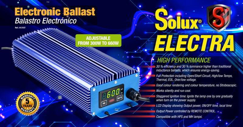 balastro-electra solux