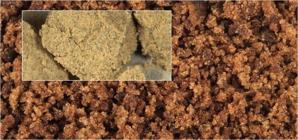 Resina de Marihuana: ¿Cómo se transforma una extracción de ice o lator?