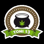 Logo-Toni13-cultivandomedicina-marihuana