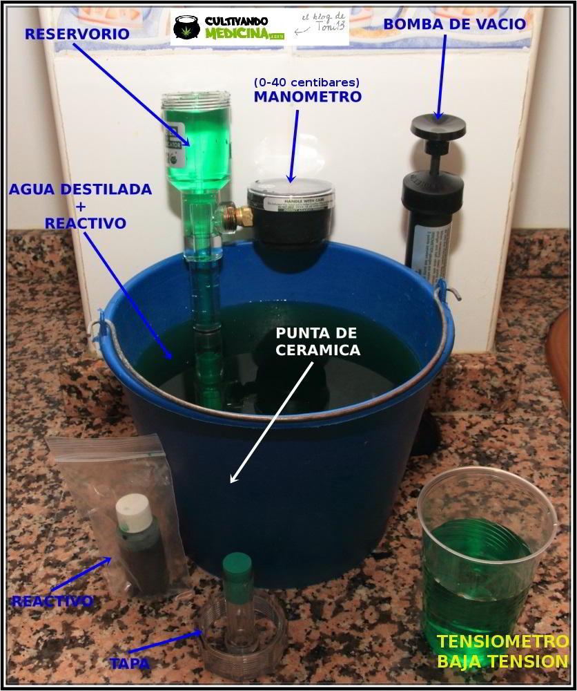 6- Investigando que es gerundio, tensiómetro marihuana