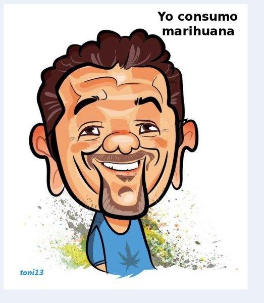 Toni13 marihuana legalización