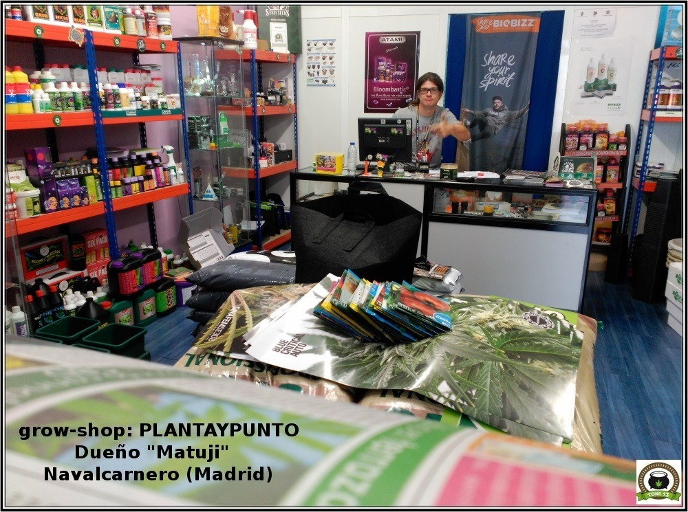 Matuji Grow Shop Plantaypunto Navalcarnero
