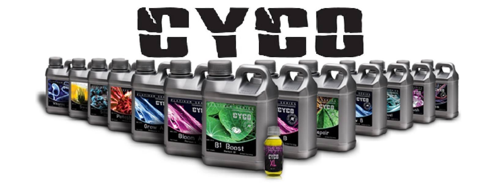 gama de productos cyco platinum series