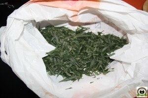 manicura fresca para mantequilla de marihuana