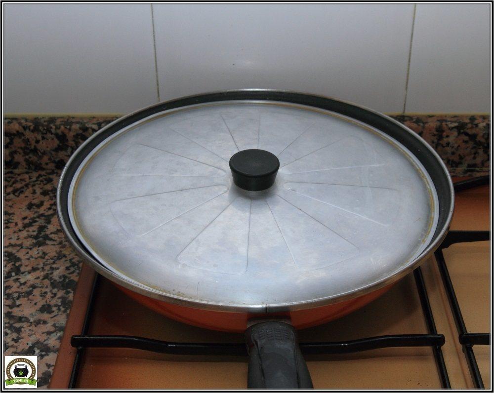 Cocina cannábica: Alcachofas a lo rastafari 7