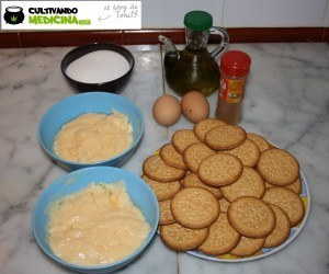 Galletas de crema de marihuana 1 Receta ingredientes
