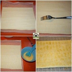 Receta torta de manzana de marihuana cocina cannabica - 2