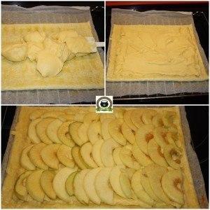 Receta torta de manzana de marihuana cocina cannabica - 3