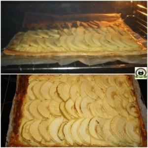 Receta torta de manzana de marihuana cocina cannabica - 4