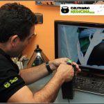 Microscopio USB Veho 400x – Visión aumentada en plantas de marihuana