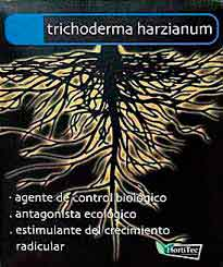 Trichoderma harzianum contro biológico