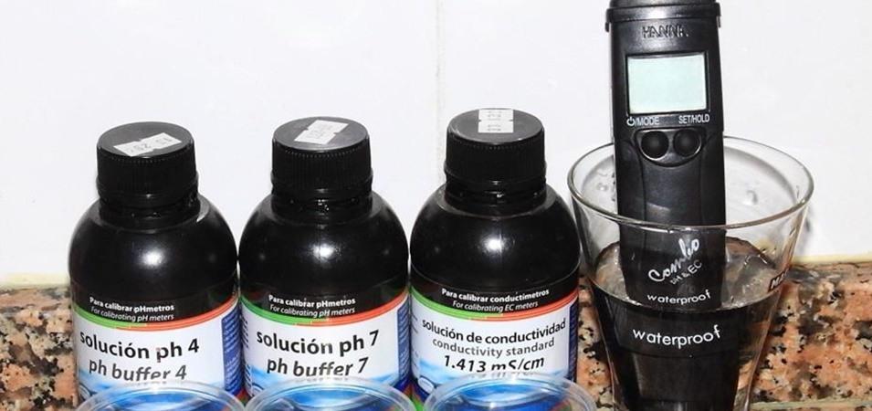 Cómo calibrar y conservar medidores digitales del cultivo de marihuana