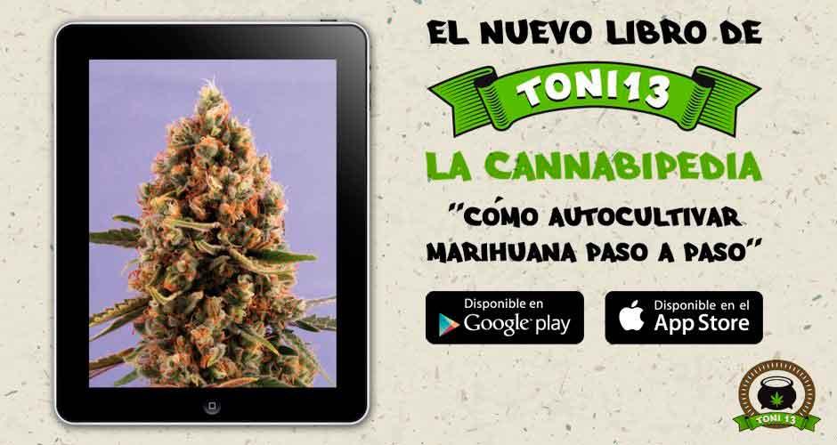 App La Cannabipedia: Guía cultivo de marihuana