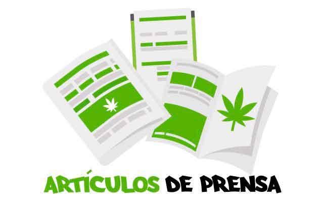 Artículos de prensa por Toni13. La Cannabipedia.