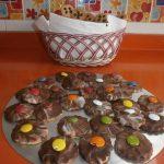 Cómo hacer galletas de marihuana dos chocolates, receta paso a paso