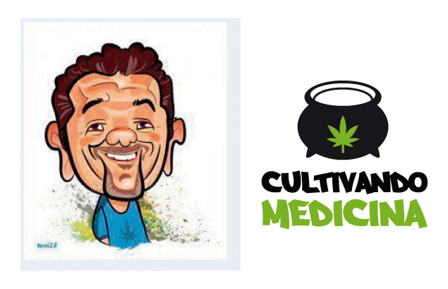 Toni13, autocultivador marihuana terapéutica