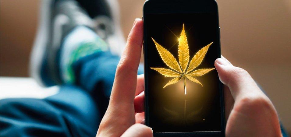 Las 7 mejores aplicaciones de marihuana para móvil. 3 juegos de marihuana para móvil.