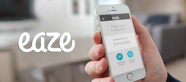 EAZE: 7 mejores aplicaciones de marihuana. Realizar pedidos de marihuana terapéutica.