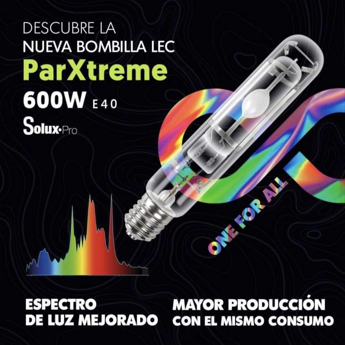 Lec 600W ParXtreme Solux