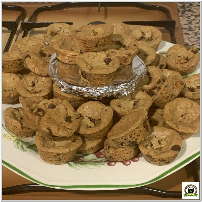 Como hacer galletas Chips Johoy-6
