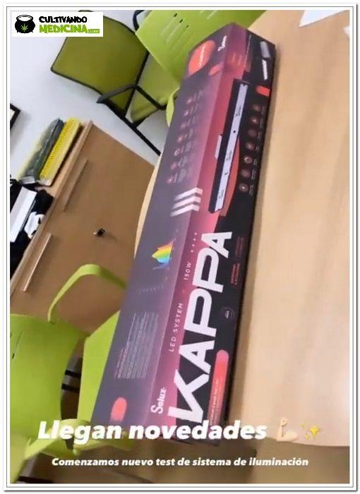 Nuevo Sistema Led Kappa 150W-2